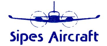 Sipes Aircraft Logo