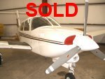 SOLD - Piper Arrow